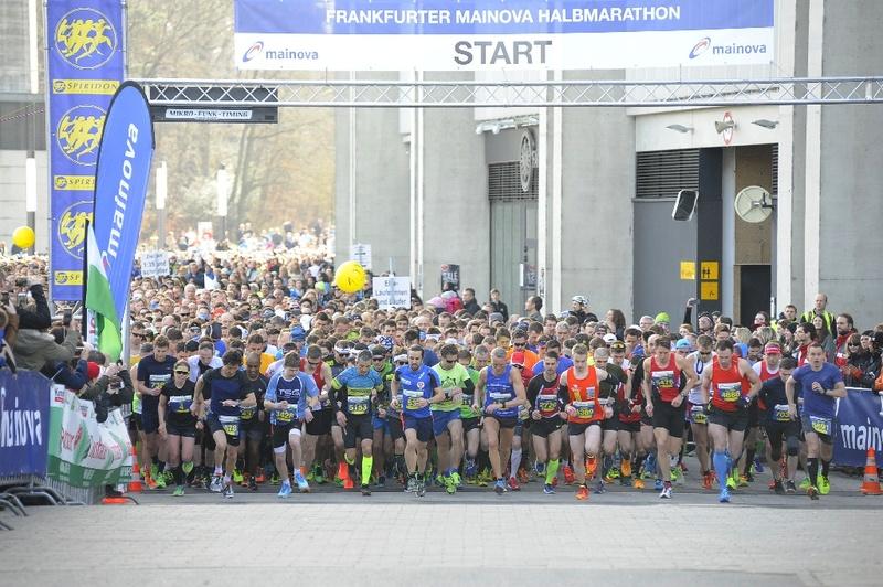 Frankfurter Mainova Halbmarathon Home De